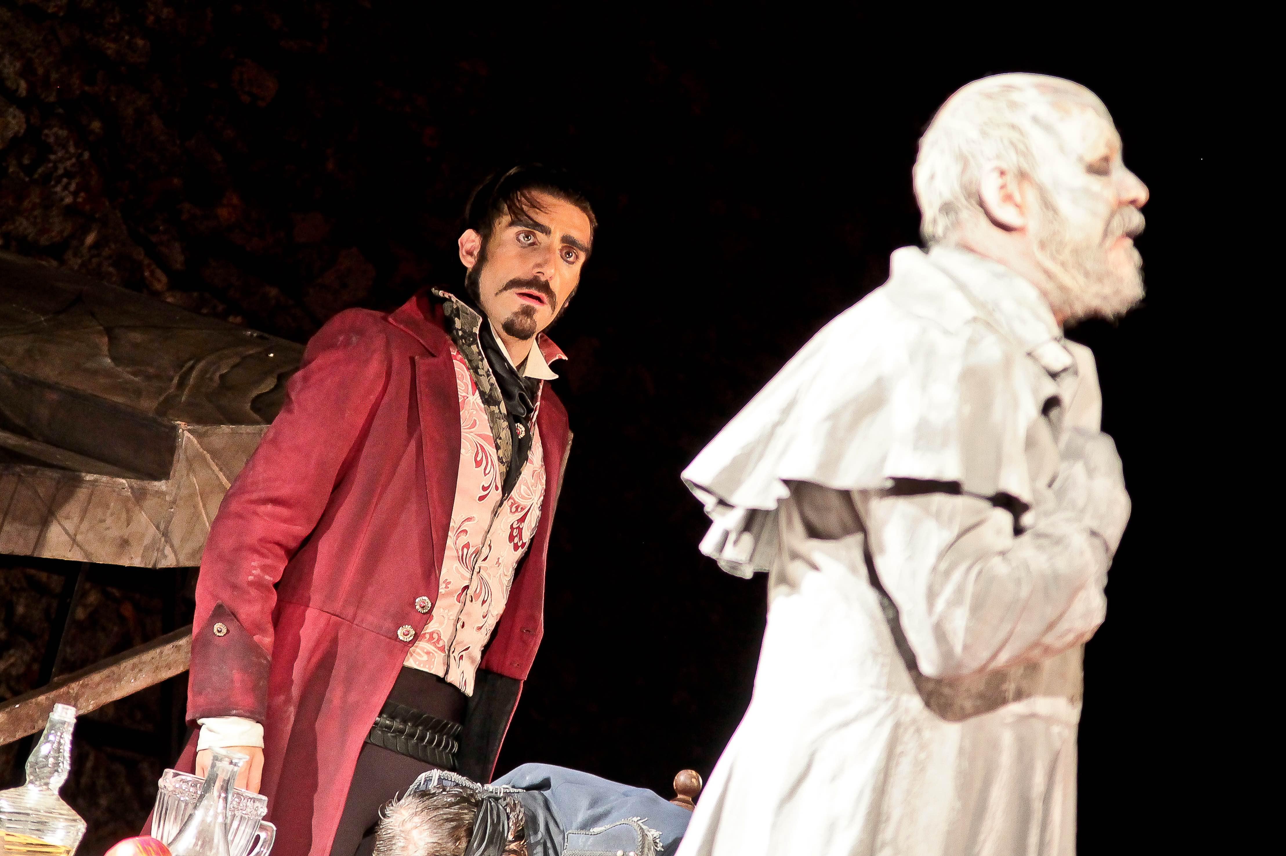 Don Juan Tenorio Ensayos