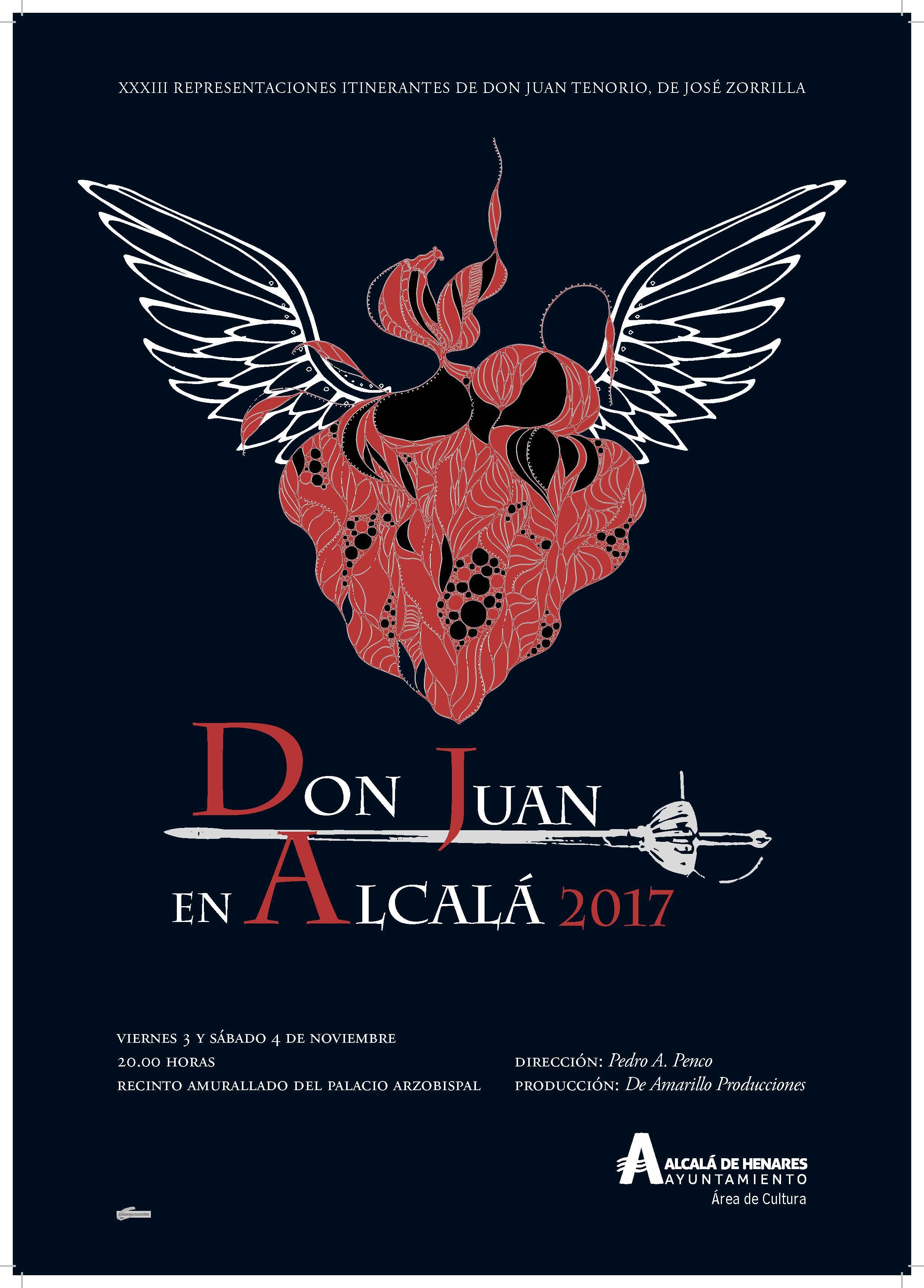 Don Juan Alcalá De Amarillo Producciones